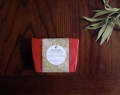 Red Currant and Thyme Cold Process Goat Milk Soap - Rich, Floral, Musky, Deep and Complex home fragrance