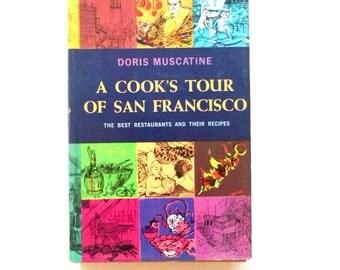 A Cook's Tour of San Francisco 1960s