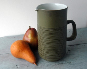 Denby Water Pitcher