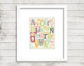 ABC I Love You Poster Instant Download
