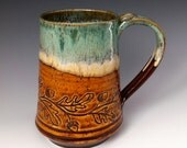 An Oak Leaf Mug