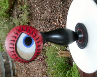 Eye See You Gourd Sculpture
