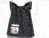 French Verbeux Dress for Girls Black Dress Sizes 6 Months-6 Years Available