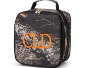 Personalized Lunch Box - Woods Camo Lunch Box - PERSONALIZED