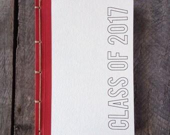 Custom Class Journal- Choose Your Own Binding