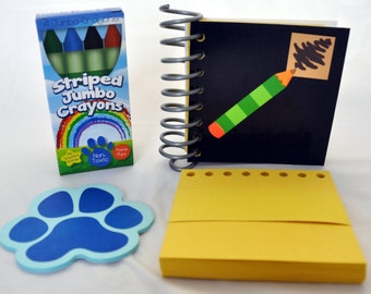Amazon.com: blues clues notebook