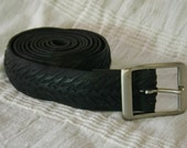 Spare Tyre Belt - Black with a great tread design.