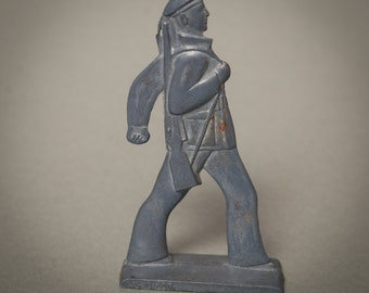 Vintage original lead toy soldier,  seaman from USSR