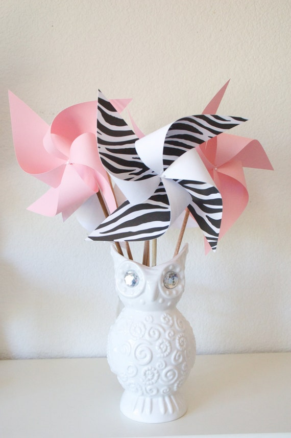 Zebra Print Baby Shower Zebra Print Birthday Zebra Print Party