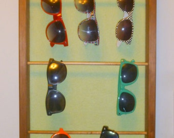 Sunglasses Organizer with Key Holder