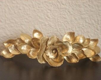 ROCIO MODEL-Golden tiara, Silver tiara , Original Headpiece, Golden Facionator,