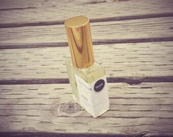 Men's Cologne - Sheriff - Manly Fragrance - Gunpowder, Leather, Sandalwood  Man Fragrance 1 oz Glass Bottle