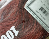 Wild Plum Kanekalon Jumbo Braid - Black n Gold 100% High Quality Kanekalon - Dreads, Braids, Extensions, Falls, etc...