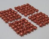 Lucky Stars (100): Copper Orange Foil