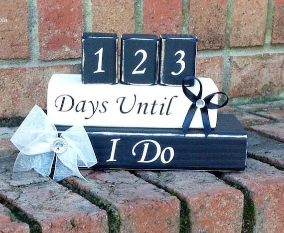 Countdown To Wedding Gifts: Countdown. Wedding Countdown Blocks. Countdown By