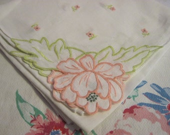 New Square Floral Table Cloth