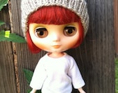 Knitting pattern- Hermione Hat for Middie Blythe