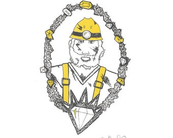 The Burly Men: Miner