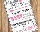 Baby Shower Game {Printable- ready to go!}