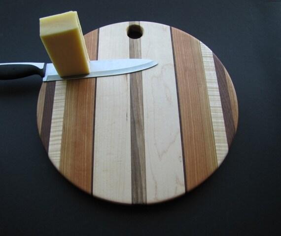 Modern Design Wood Cutting Board Anniversary Present Made
