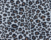 Cheetah Cuddle Fabric  - baby blankets, scarves - car seat covers - lap blankets -