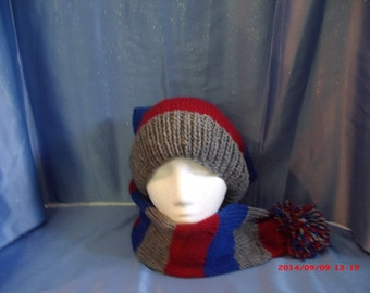 Stocking Hat: A Christmas Story replica of Ralphie's brother, Randy