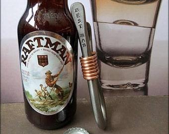 BEST MAN Bottle Opener , Gift for your Best Man , Gifts for Men , Groomsmen gifts