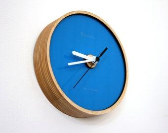 Regatta Clock Blue