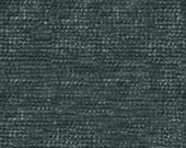 "One Piece - 40"" x 57"" - Soft and Durable Chenille Fabric for Upholstery- Drapery and Bedding - Resembles Crushed Velvet - Color:  Ocean"