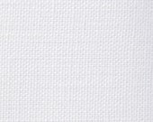 Belgian Linen - Home Furnishing Linen Fabric- Drapery and Light Upholstery -  Color- Bright White - per yard