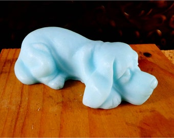 Lazy Mutt Dog Soap - Dog-Shaped Soap For Human Use