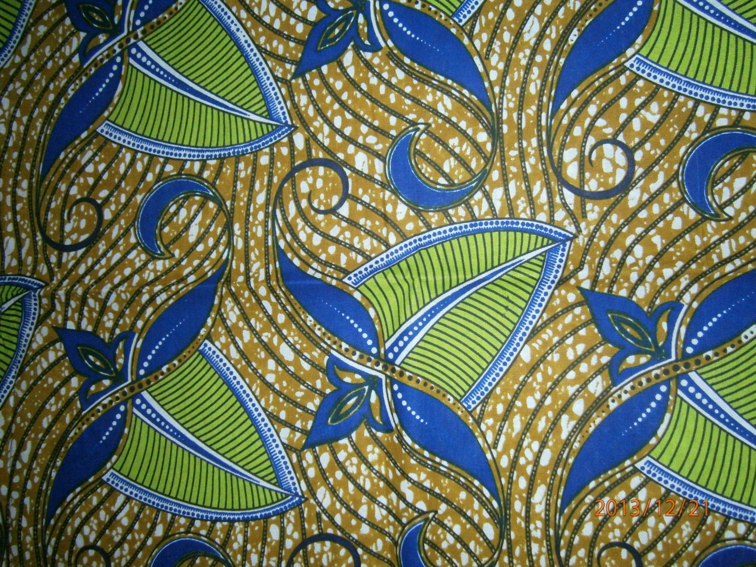 African print fabric sold by the yard by ktextile19 on etsy for Fabric sold by the yard