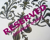Custom Painting from Photo - Reserved Listing
