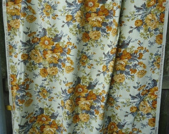 Waverly Vintage Fabric Remnant