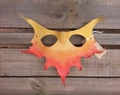 Maple Leaf Mask : Ready T...