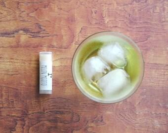 Melon Mojito Lip Balm, Avocado Oil, Shea Butter, Mojito Cocktail, Cantaloupe, Summer
