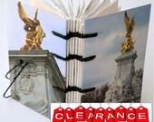 Buckingham Palace Sculpture Notebook SALE