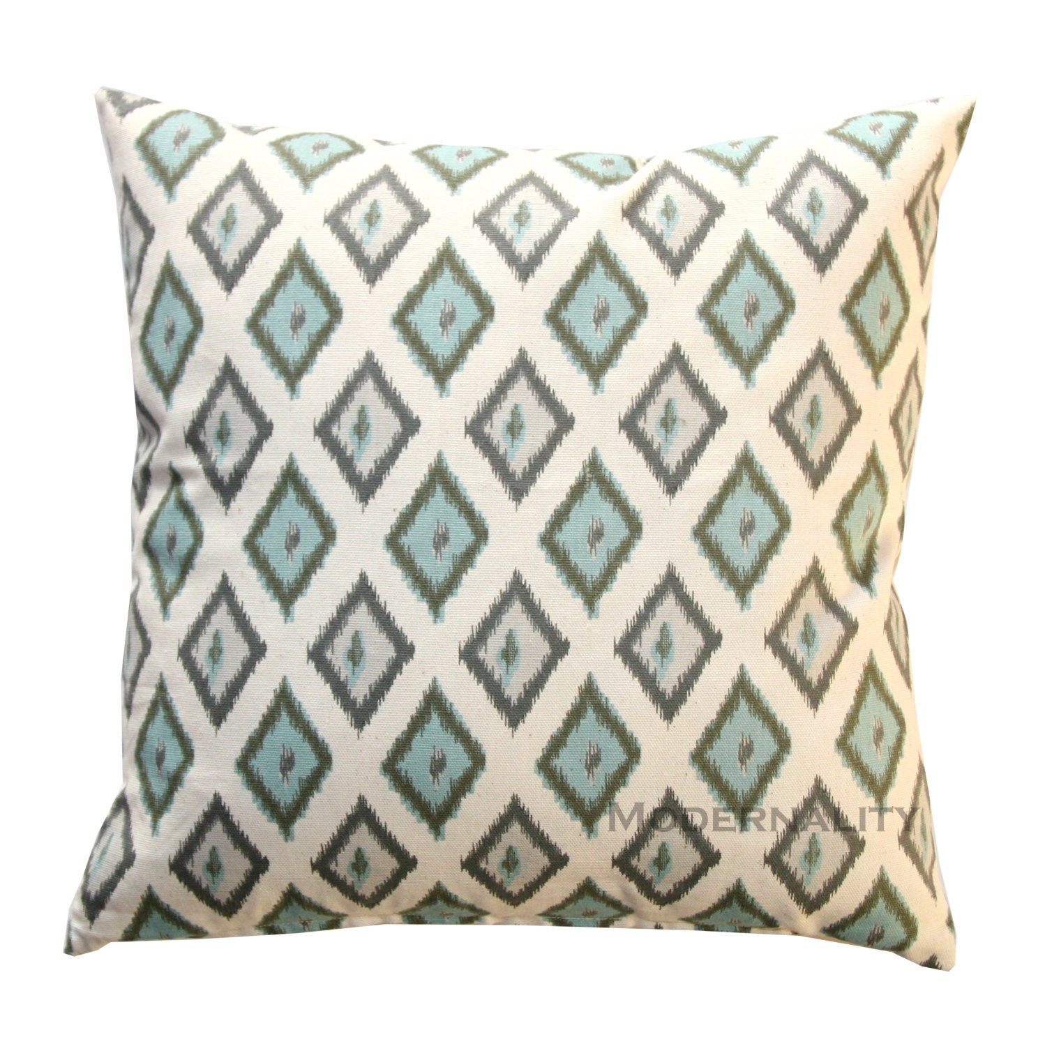 Throw Pillows In Clearance : CLEARANCE Decorative Throw Pillow Cover Diamond Pillow Spa