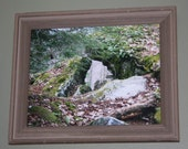God's Artwork - Bear Heaven, West Virginia - 11x14 Print and Frame