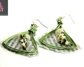 Green Feminine Charm