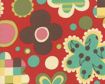 Sale Avant Garden fabric by Momo for Moda fabric 16121 16