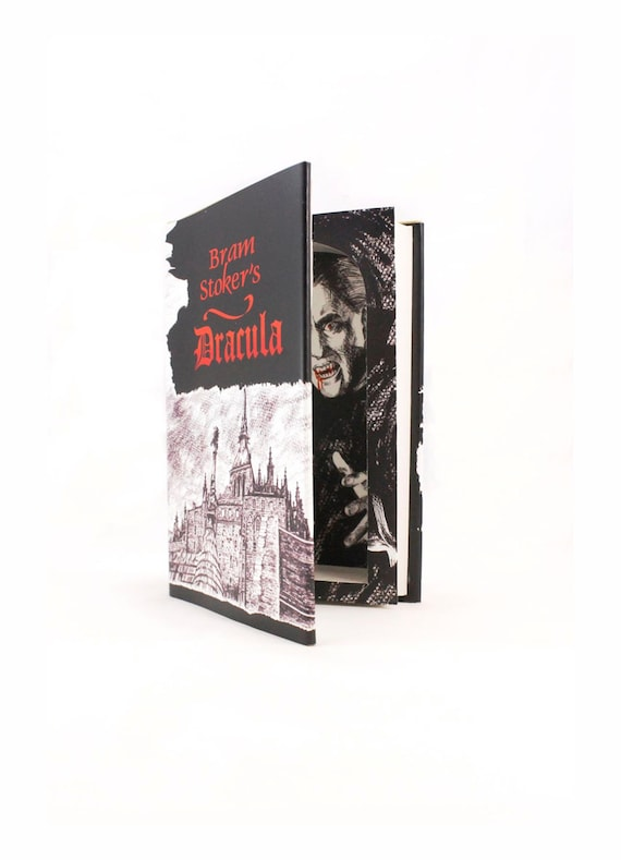 Hidden Compartment Book Safe - Dracula - Vampire  by Bram Stoker
