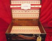 Personalised Heirloom Christmas Eve Box