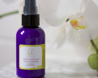 Firming Antioxidant Facial Moisturizer with Bamboo & Date Extract