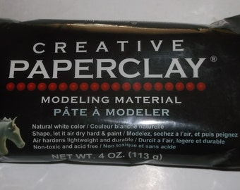 Creative PaperClay  Must have Air Dry Clay    My Favorite  4 oz size  CLOSEOUT   ***SALE****