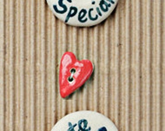 Sweet Sayings Buttons