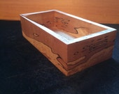 Valet Box, Spalted Maple