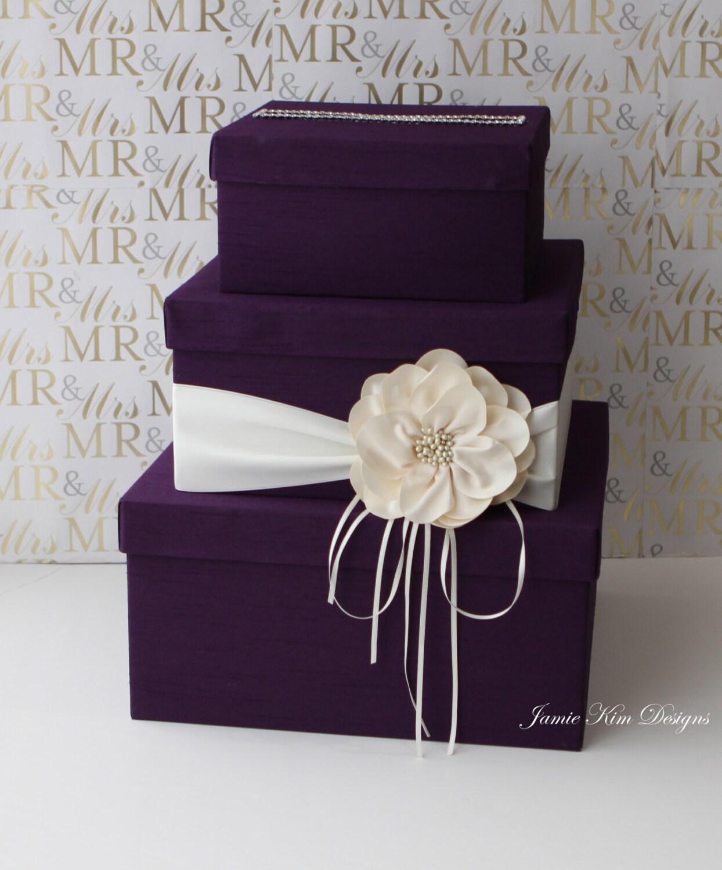 Wedding Card Box Wedding Money Box Gift Card By