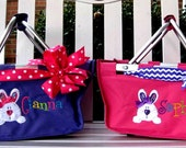 Cute Fun Size Market Basket make great gifts- Personalized FREE
