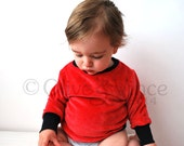 Christmas sweater baby toddler red blue cuff kids unique fashion nordic style childrens clothing clothes tops jumpers pullover warm trendy